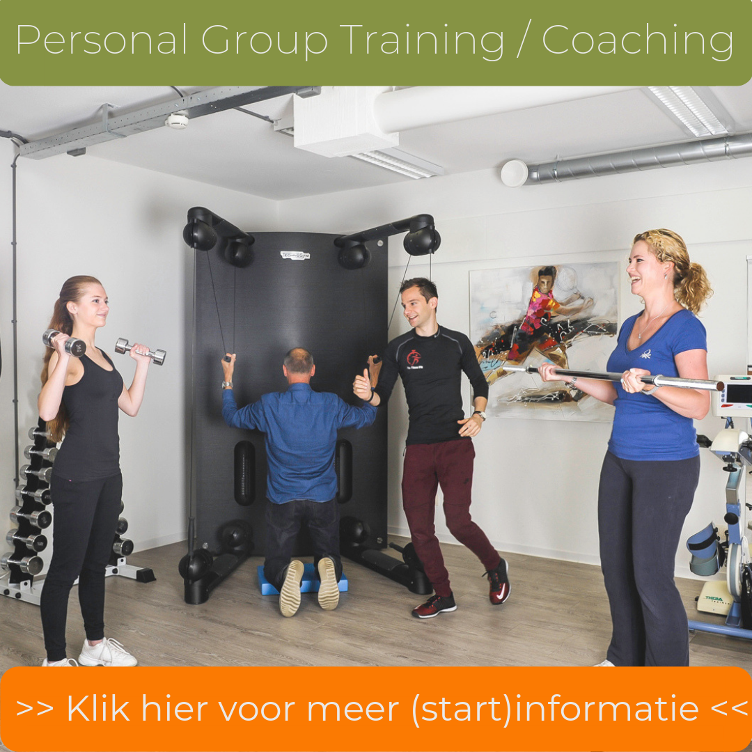 Personal Group Training / Coaching Breskens Terneuzen Sluis