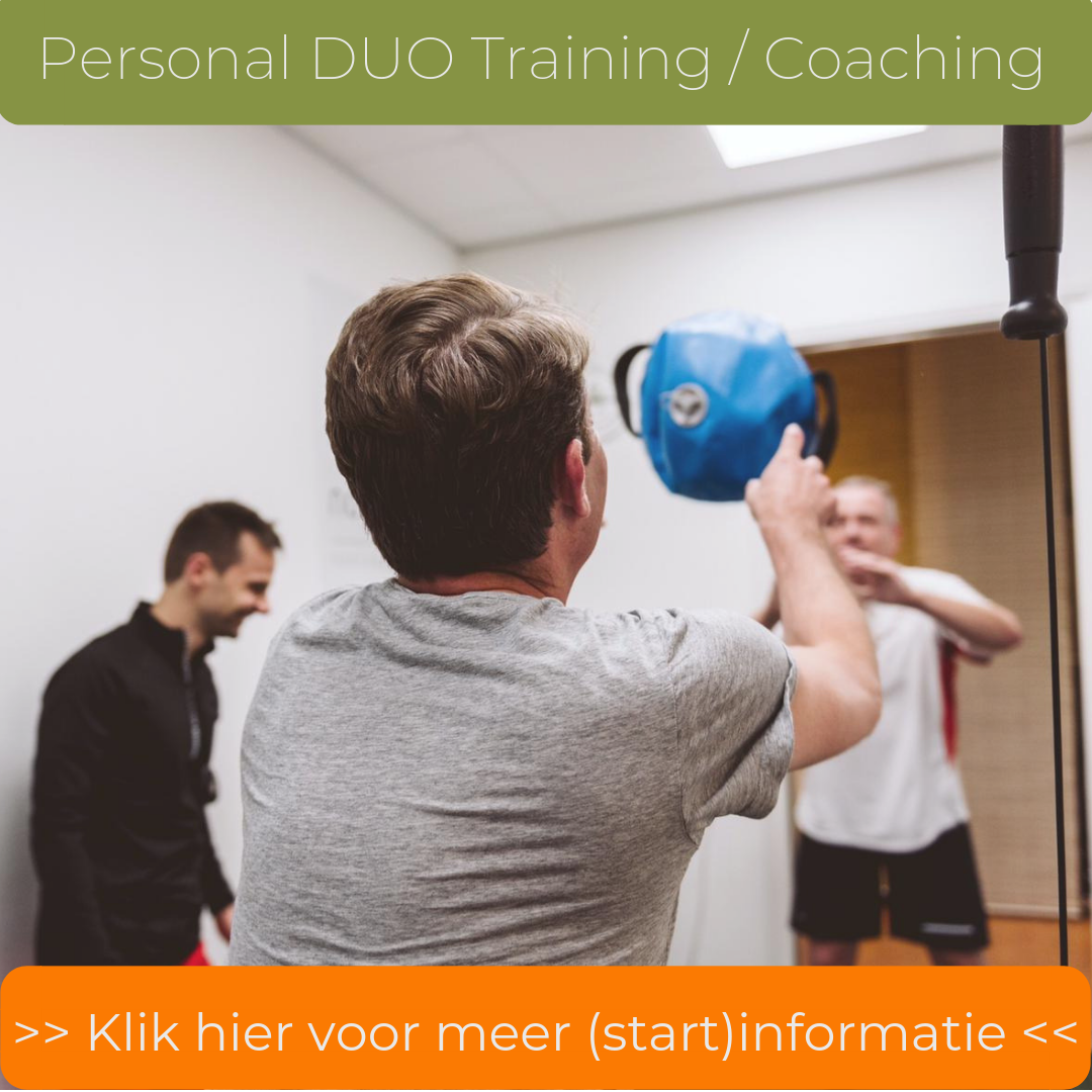 Personal Duo Training / Coaching Breskens Terneuzen Sluis