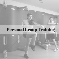 Personal Group Training No Time Fit